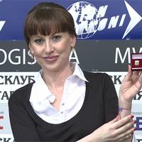 Илиана Раева оглави художествената гимнастика