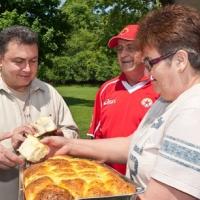 Цецо Йончев и неговият Миньор (Чикаго) помогнаха на Дарин