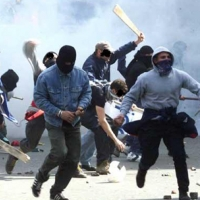Хулигани клаха фенове на Байерн в Неапол