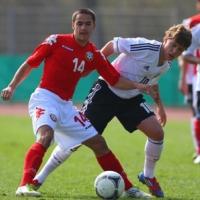 България загуби 1:2 от Германия в Бремен