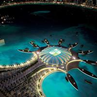 Катар вдига ултра модерни стадиони за Мондиал 2022