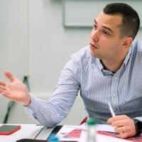Борис Станков се дипломира за втори път с отличие в УЕФА