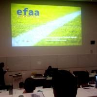 ЕФАА представи публично идеи в Лондон