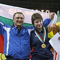 Симо Щерев е №1 треньор в света по борба