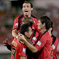 Малага с първа победа за сезона в Испания