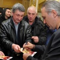 ЦСКА поздрави Стоичков с препратка към Левски и №4