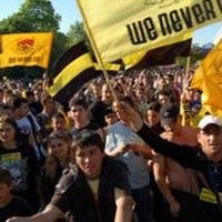 Фенове на Ботев нахлуха в общината