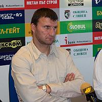 Костадин Ангелов: Рискът ми се оправда