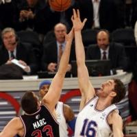 Момент за историята - Европа покори НБА
