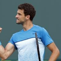 Григор се потруди срещу №210 в света, за да играе срещу легендата Федерер