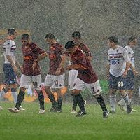 Доиграват мача Рома - Сампдория на 14 януари