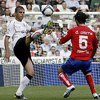 Валенсия се добра до 1:1 срещу Сарагоса