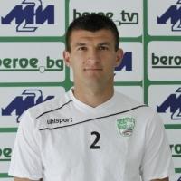 Берое обяви Венци Василев за свой играч