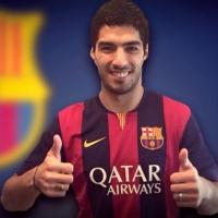 Барселона обяви трансфера на Суарес