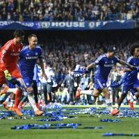 Челси спечели титлата на Висшата лига