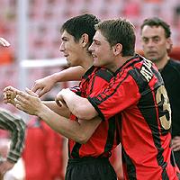Локомотив взе дербито за трето място с 3:2