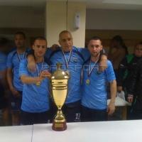 Бойко и Витоша спечелиха купата на АФЛ