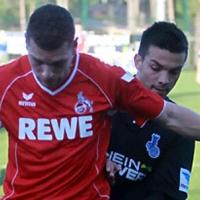 Коко Велков игра при загуба с 1:3 от Кьолн