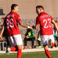 ЦСКА вкара 75 гола, Гущеров, Спасов и Гъргоров - почти половината