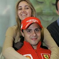 Фелипе Маса се завърна в родната Бразилия