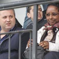 Феновете на Локомотив (Пд) благодариха на Коко Динев
