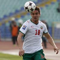 Български футболист на път към Хайдук (Сплит)