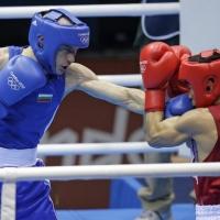 Александров отпадна на Олимпиадата в Лондон