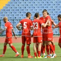 Балкан от Варвара получи 7 гола от ЦСКА