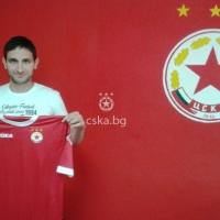 ЦСКА с нова централна двойка срещу Монтана