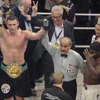 Кличко спечели титлата във версия Световен боксов съвет
