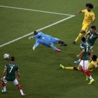 Мексико измъкна 1:0 от Камерун