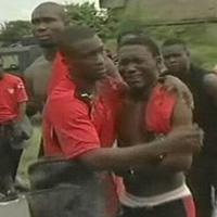 Репортаж на френски и английски език за атаката срещу Того (ВИДЕО)