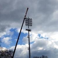 В Дунав Бранимир Костадинов е контузен, стадионът в Русе е пред завършване