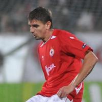 Александър Бранеков няма да играе повече за ЦСКА през този шампионат