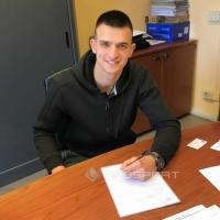 Калоян Кръстев подписа с Болоня (СНИМКИ)