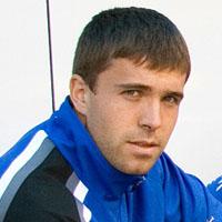 Антонов игра вратар за Славия при победата с 5:2 срещу Миньор