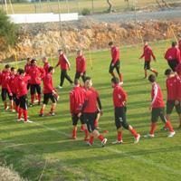 ЦСКА стартира на 15 градуса в Кипър