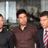 Груев се присъедини към Балъков и Арсов