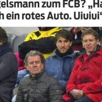 """""""Шпортбилд"""" праща 29-годишния Юлиан Нагелсман за треньор на Байерн"""