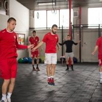 Атакуваха Валентин Илиев в софийски фитнес