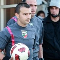 Ивайло Стоянов получи мача в Разград