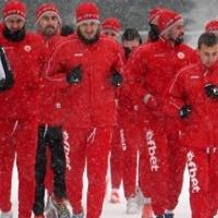 ЦСКА стартира с лагер в Петрич