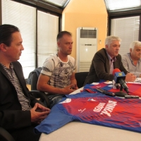 Марек представи Велков и новите екипи