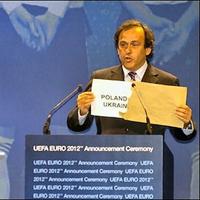 Президентът на Франция почетен гост на УЕФА