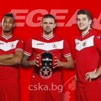 ЦСКА решава за новата екипировка след НГ