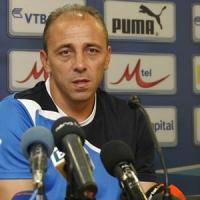 Теренът крив на Илиан Илиев след 1:0 в Разлог