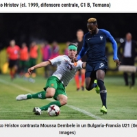Петко Христов печели мача срещу Ювентус