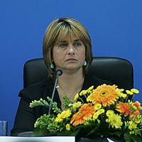 Весела Лечева преподава в спортно училище