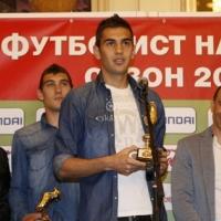 Ивайло Чочев №1 сред младите за сезона