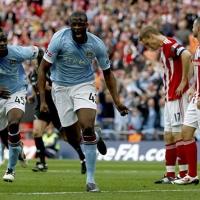 Манчестър Сити с първа купа от 35 години